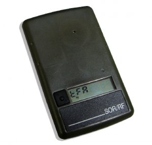 SOR/RF Military Dosimeter FREE SHIPPING TO JAPAN