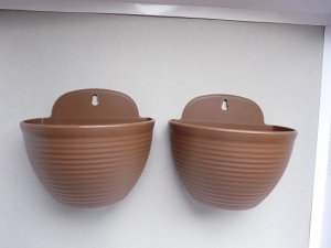 Everywhere Planter set of two planters FREE SHIPPING