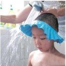 Soft Baby Kids Children Shampoo Bath Shower Cap  BLUE COLOR ON SALE