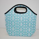 Teal Lunch Bag