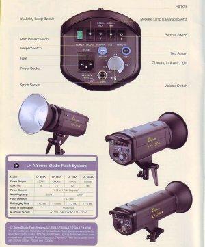 LF-250A Light Series