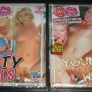 Free Shipping On 2 DVDs! Double Penetration, Deep Anal, Young Hot Pussy!