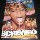 """""""Royally Screwed"""" All Black Edition! 10 full hours of intense interracial action!"""
