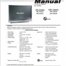 MITSUBISHI WD-52527 WD-62527 WD-52528 WD-62528 TV SERVICE REPAIR MANUAL