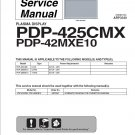 PIONEER PDP-425CMX PDP-42MXE10 TV SERVICE REPAIR MANUAL
