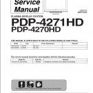 PIONEER PDP-4271HD PDP-4270HD TV SERVICE REPAIR MANUAL