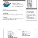 HITACHI L37V01E L37V01EA L37V01U L37V01UA L37VP01E L42VP01C L42VP01S L42VP01U SERVICE REPAIR MANUAL