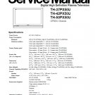 PANASONIC TH-37PX50U TH-42PX50U TH-50PX50U PLASMA TV SERVICE REPAIR MANUAL