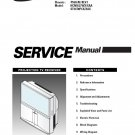 SAMSUNG HCN5527WX/XAA ST54T8PCX/XAX TV SERVICE REPAIR MANUAL
