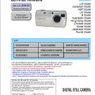 SONY DSC-S40 DIGITAL CAMERA SERVICE REPAIR MANUAL