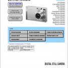 SONY DSC-W200 DIGITAL CAMERA SERVICE REPAIR MANUAL