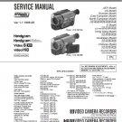 SONY CCD-TR315E CCD-TR425E CCD-TR515E CCD-TR713E CCD-TRV16E CCD-TRV36E CCD-TRV46E SERVICE MANUAL