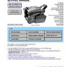 SONY CCD-TRV128 CCD-TRV228 CCD-TRV228E CCD-TRV328 CCD-TRV428 CCD-TRV428E SERVICE REPAIR MANUAL