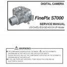 FUJIFILM FINEPIX S7000 FUJI DIGITAL CAMERA SERVICE REPAIR MANUAL