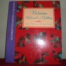 Victorian Patchwork Quilting Book Dettore Quilt Hardbound HB VGC