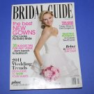 Bridal Guide Magazine January February 2011 Best Wedding Gowns New