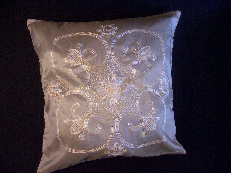 Fancy Schmancy Gold Pillowcase
