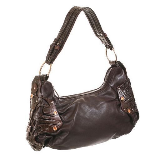 Jeweled Chocolate Hobo
