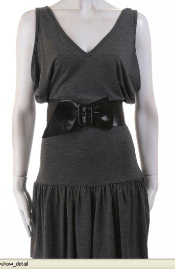 shirt dress grey large 12-14