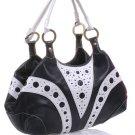 black & white very fashnable purse