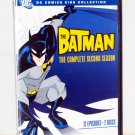 The Batman- The Complete Second Season DVD (Region 1)