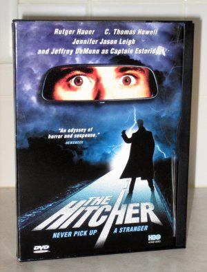 The Hitcher DVD (REGION 1)