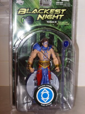 DC Direct Blackest Night Series 8 Indigo Tribe Atom Action Figure -  (MIB)