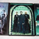 The Matrix DVD Collection