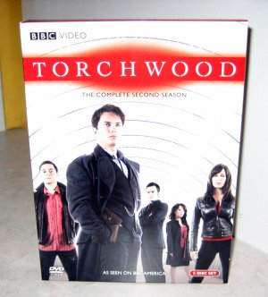 Torchwood- Season 2 (DVD)