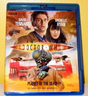 Dr.Who:Planet of the Dead (Blu Ray)