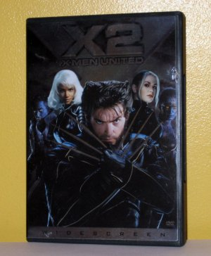 X-Men 2:X-Men United DVD