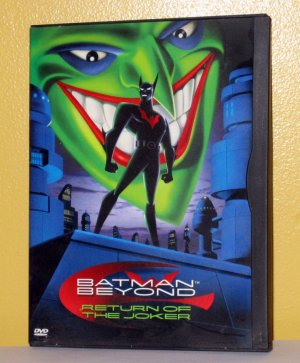Batman Beyond: Return of the Joker DVD