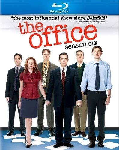 The Office Season 6 - Blu Ray