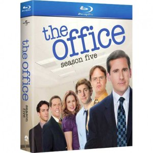 The Office- Season 5 (Blu Ray)