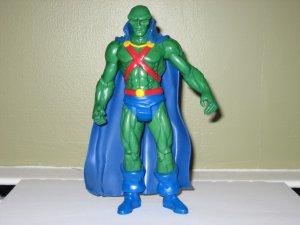 "DC Direct Martian Manhunter JLA 7"" Action Figure ( Loose)"