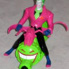 Batman Beyond- The Jokerz Action Figure with Assault Hover Cycle(loose)
