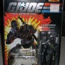 G.I. Joe 25th Anniversary - Snake Eyes with Timber (Silver/Foil Lettering)
