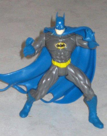 """TOTAL JUSTICE 5"""" DC Comics Figure- Blue & Grey Batman"""
