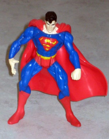 "TOTAL JUSTICE 5"" DC Comics Superman Figure-Loose"