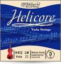 "86231 D'Addario Viola Helicore S Med Scale (15-""), H410-SM"