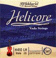 "86230 D'Addario Viola Helicore M Med Scale (15-16""), H410-M"