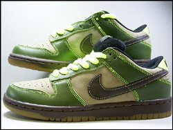 "Nike Dunk Low Pro SB Khaki / Baroque Brown / Safari ""Jedi"""