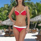 34 (XS) .New Prestige, Barbados bikini,  push-up bra