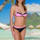 (S) 36New Prestige, Cypress bikini, bandeau top. Free shipping!