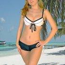 (XS) 34 .New Prestige, Martinique push-up bikini, micro hipster short. Free shipping!