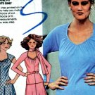 70s vintage Dress sewing pattern busr 32-1/2 McCAlls 5923