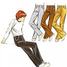 Jeans Boys sewing pattern size 25 26 27 28 Kwik Sew 412