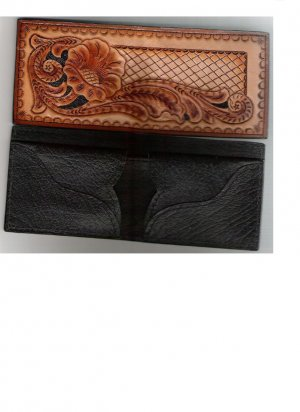 Handcrafted Leather Little Boy's wallets