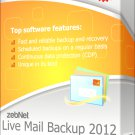 zebNet Live Mail Backup 2012