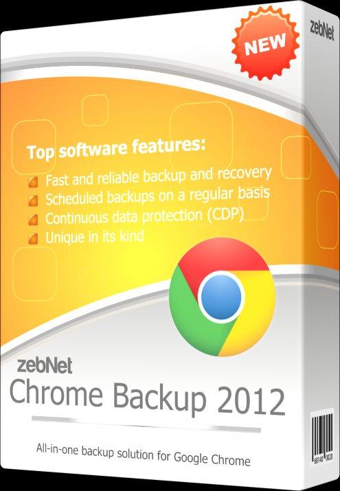zebNet Chrome Backup 2012
